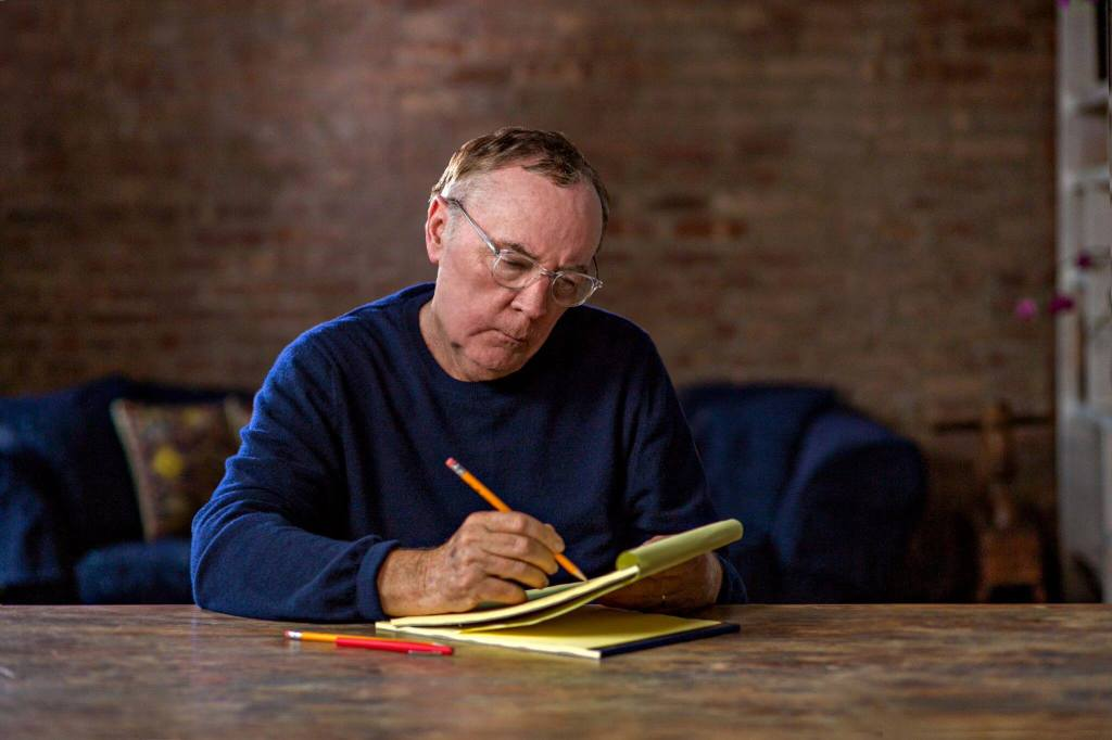 Every Book James Patterson Has Written